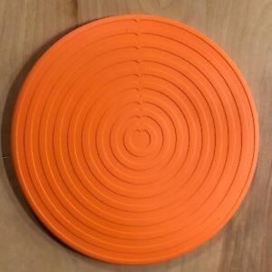 Hunter-for-Target-Flying-Disc-Orange-NWT-Limited-Release-Frisbee