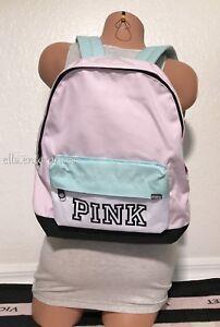 Victoria's Secret Pink Mini Backpack Jetstream