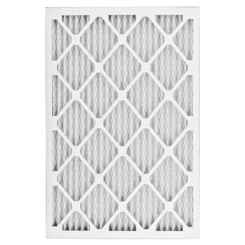 16x20x1 Air Filter Furnace Merv 12 13 Pleated Electrostatic 8 Nordic 11 6 Pack