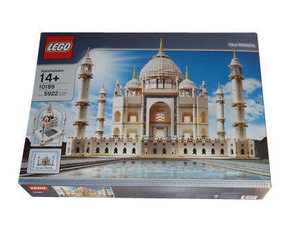Lego Creator Taj Mahal 10189 Ebay