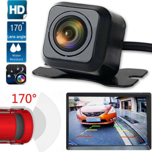 Cámara de visión trasera del coche 170 ° Monitor CCD ayuda de estacionamiento