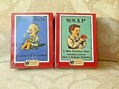 Cheatwell Games Bygone Days Old Maid Card Games Fun Game Novelty