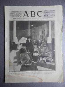 PERIoDICO-ABC-1-GUERRA-MUNDIAL-2-DICIEMBRE-1917-AMPLIOS-REPORTAJES
