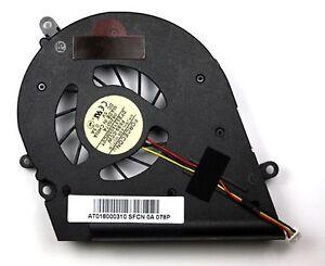 Ventilateur TOSHIBA EQUIUM SATELLITE ventola A210 A215 A205 cpu lüfter A200 fan 1rfrPI