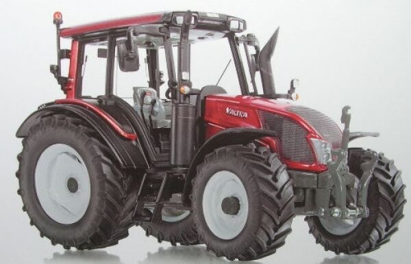 Valtra N143 HT3 Tractor (Red)