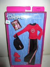 1999 Barbie Fashion Avenue Skipper MIB Sporting Stripes Clothes 25753 Mattel