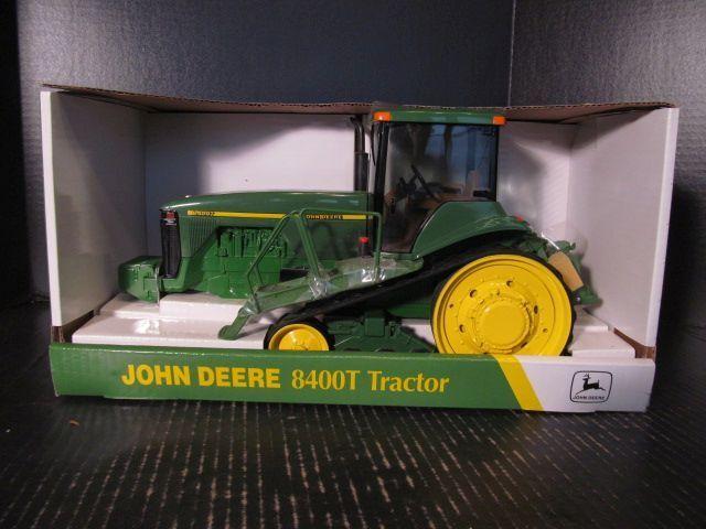 Ertl John Deere 8400T Tractor Diecast Diecast Diecast 1 16 circa 1998 da8732