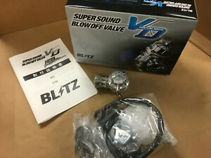 CLOSEOUT-BLITZ-70173-VD-BLOW-OFF-VALVE-BOV-FOR-3000GT-VR-4-TURBO