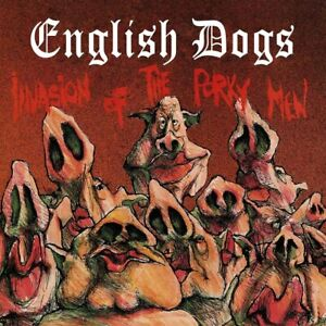 ENGLISH-DOGS-INVASION-OF-THE-PORKY-MEN-Vinyl-Double-LP-Brand-New-Still-Sealed
