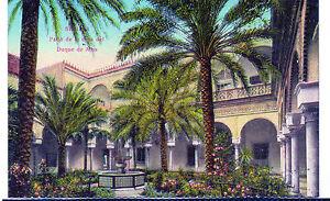 Espana-Postal-Sevilla-Patio-de-la-Casa-del-Duque-de-Alba-CB-693