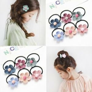 Strong-Willed Korea Fabric Tie Knot Hair Bands Rabbit Ears Hairband Flower Crown Headbands For Girls Hair Bows Hair Accessories D Apparel Accessories Girl's Accessories