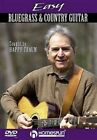 Easy Bluegrass and Country Guitar 0073999895032 With Happy Traum DVD Region 1