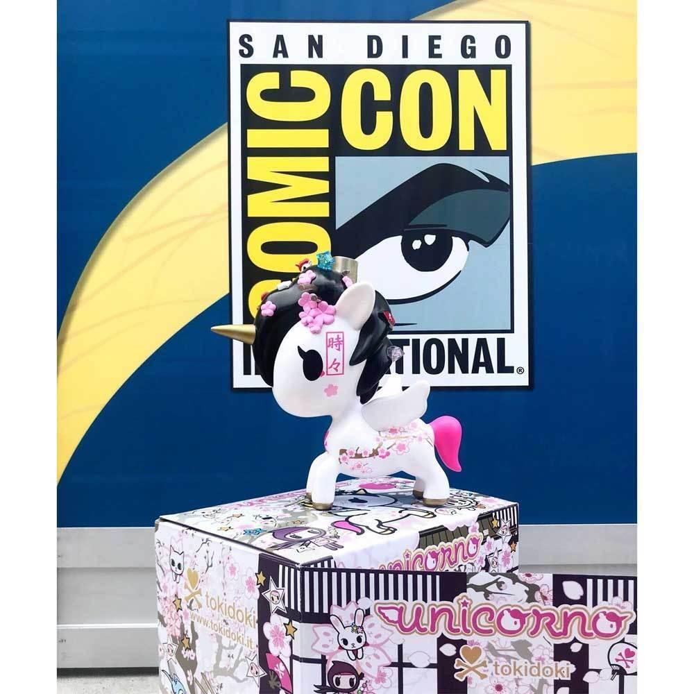 SDCC 2018 Exclusive 10-Inches Tokidoki Unicorno Statuette - Sakura