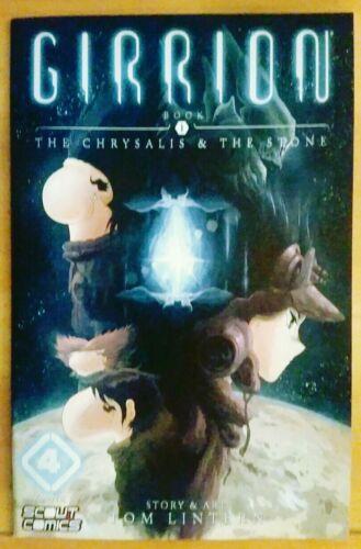 GIRRION #4 2017 SCOUT Comics ~ VF//NM Comic Book