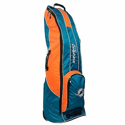 Brand New Team Golf Nfl Miami Dolphins Bag Travel Cover 31581 637556315816 Ebay