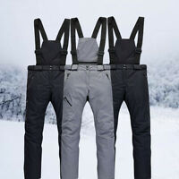 Men Professional Waterproof Winter Outdoor Snowboard Skating Trousers Snow Pants