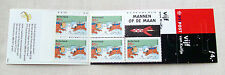 Netherlands 1999 Tintin 'Men on the Moon' booklet 5 stamps - Ltd Edition - MNH**
