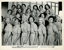 IDA LUPINO  JAN STERLING WOMEN'S PRISON  1955 VINTAGE PHOTO ORIGINAL N°4