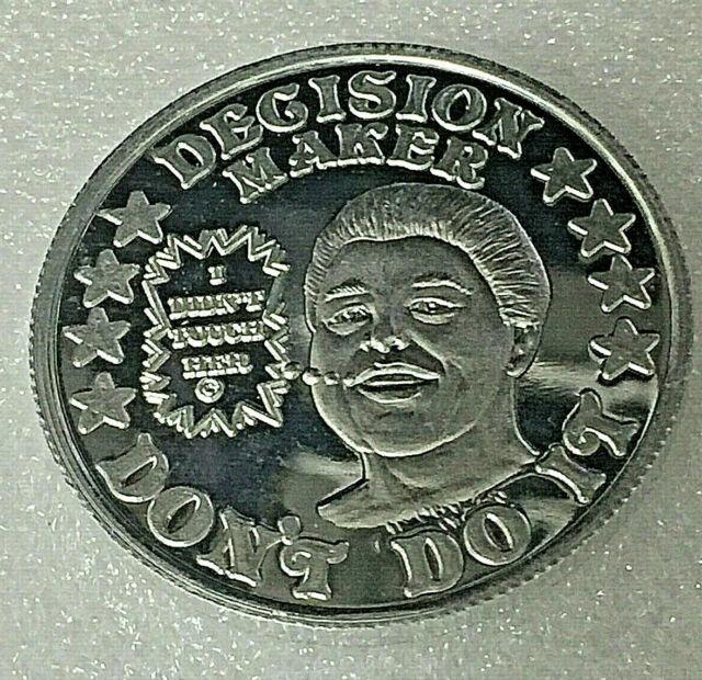 Bill Clinton Monica Lewinsky Decision Coin Ebay