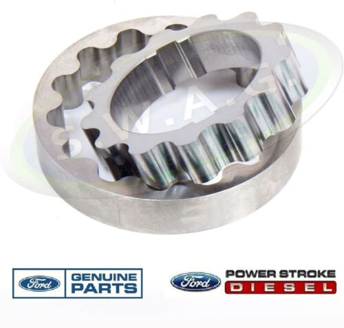 03-10 Ford 6.0L Powerstroke Diesel Front Cover Gasket Main Seal Housing Georotor