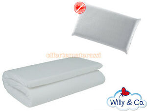 Infanzia E Premaman Lettini Guanciale Baby Antiacaro Antisoffoco Reliable Performance Materassino Willy & Co Campeggio