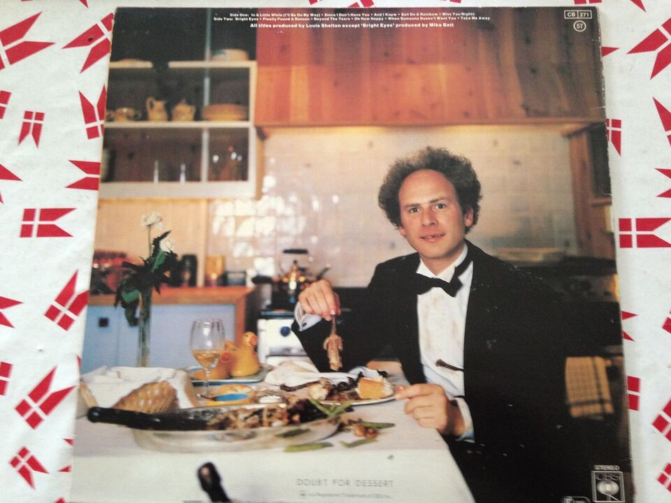 LP, Art Garfunkel, Fate for breakfast