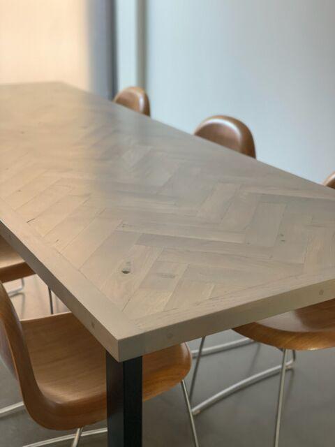 Provence Solid Oak Furniture Large Extending Dining Table For Sale Ebay