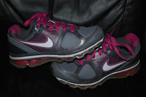 Dark running 7 Nike Air Max de Zapatillas Winterberry Shadow White mujer 2010 para 5xS70ww