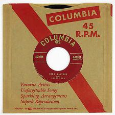BOBBY LORD High Voltage/Just Wonderful 7IN (1957) (ROCKABILLY) LISTEN!!!!!!