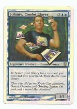 1x Foil Johnny, Combo Player - Magic the Gathering MTG Unhinged