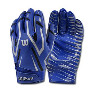 WILSON CLUTCH WR//DB//RB GLOVE ROYAL BLUE LARGE