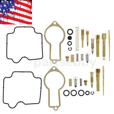 Right /& Left Side Carburetor Carb Repair Rebuild Kit Fit Honda XL 600R XL600