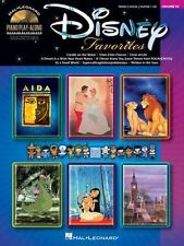 Disney Favorites: Piano Play-Along Volume 92, , Good Book