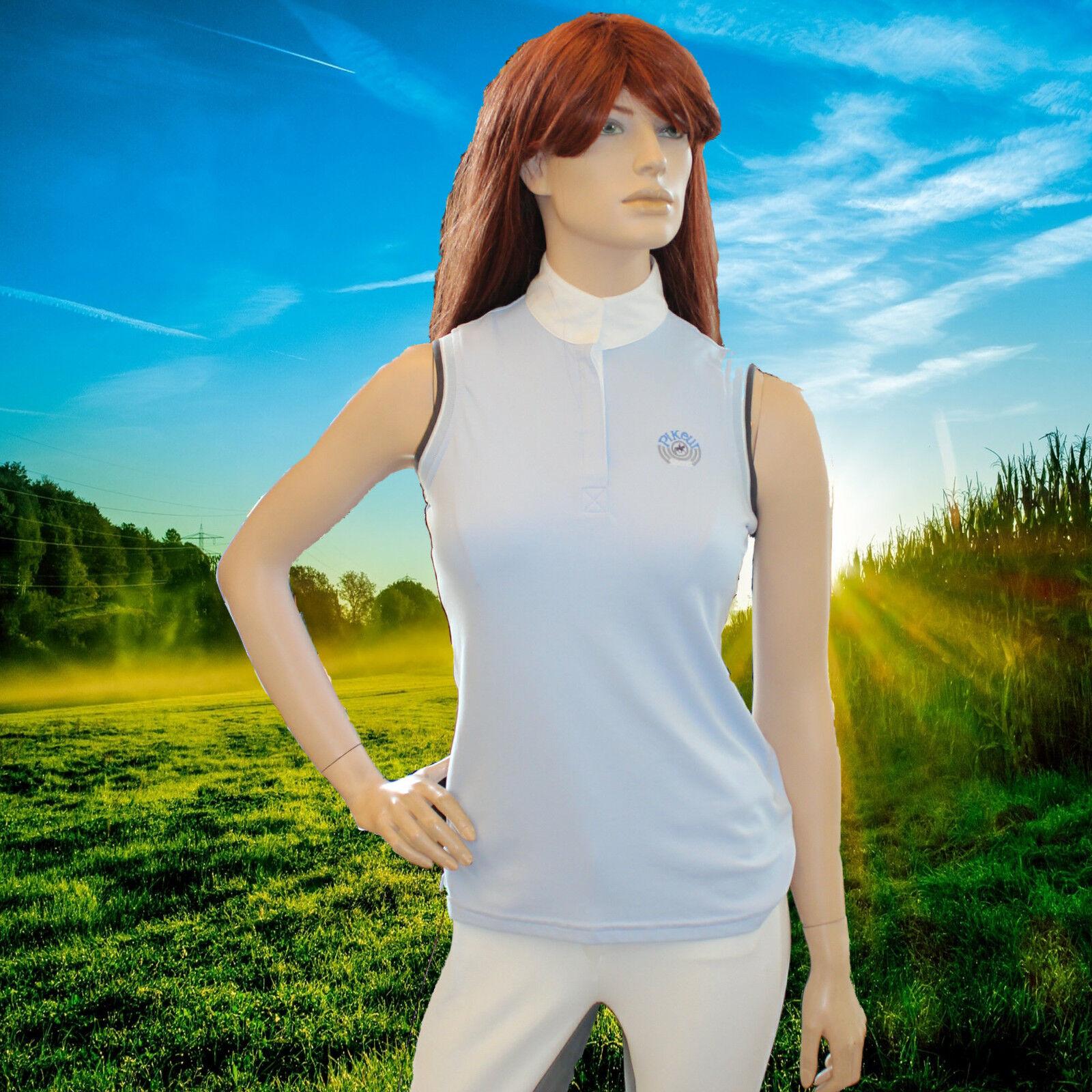 Pikeur Damen Turnier Shirt ohne Arm, hellblau, hellblau, hellblau, Pikeur Turnier Blause Hemd  (6024)  | Elegant und feierlich  | Online-Shop  | Einfach zu bedienen  ce6b14