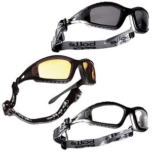 Image is loading Bolle-Tracker-II-Airsoft-Shooting-Safety-Goggles-Glasses- b296720f0251
