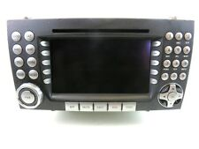 06 to 11 MERCEDES BENZ SLK CLASS RADIO UNIT GPS NAVIGATION WITH SCREEN