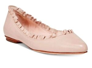 6212bd359f83 Image is loading Kate-Spade-New-York-Nicol-Ballet-Flats-Size-