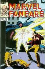 Marvel Fanfare # 19: Cloak & Dagger (USA,1985)