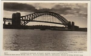 Harbour-Bridge-From-Circular-Quay-SYDNEY-New-South-Wales-Australia-RP