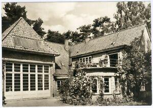 Postkarte-Guestrow-Ernst-Barlach-Haus-s-w-ungelaufen-1969-I-II