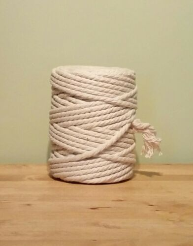Cotton Piping Cord Macrame Draw String