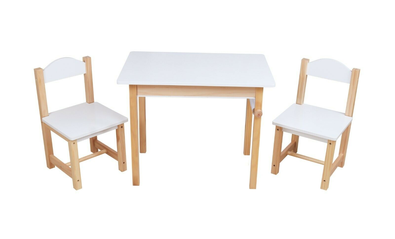 Image of: Childrens Kids Nursery Wooden Play Table And Chairs Set With Lift Top Storage Uk Ebay