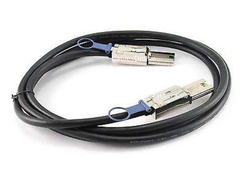 """78/"""" Mini-SAS 26-Pin SFF-8088 to Mini-SAS 26-Pin SFF-8088 External Cable"""