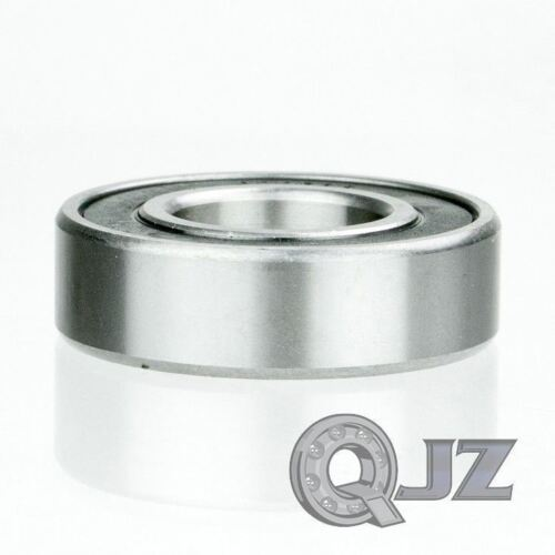 8x 6001-2RS Ball Bearing 12mm x 28mm x 8mm Rubber Seal Premium RS 2RS Shielded