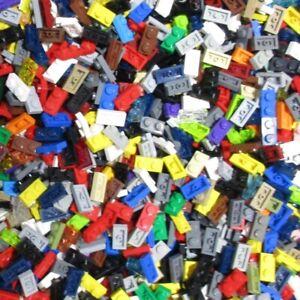 LEGO-500g-Packs-Plates-3023-Platte-1-x-2