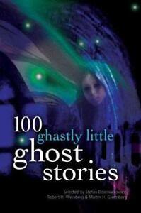 100-Ghastly-Little-Ghost-Stories-HB-DJ-OCCULT-SUPERNATURAL-SPIRITUALISM