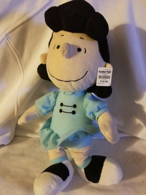 NEW Peanuts Lucy 13 Inch Plush FREE SHIPPING