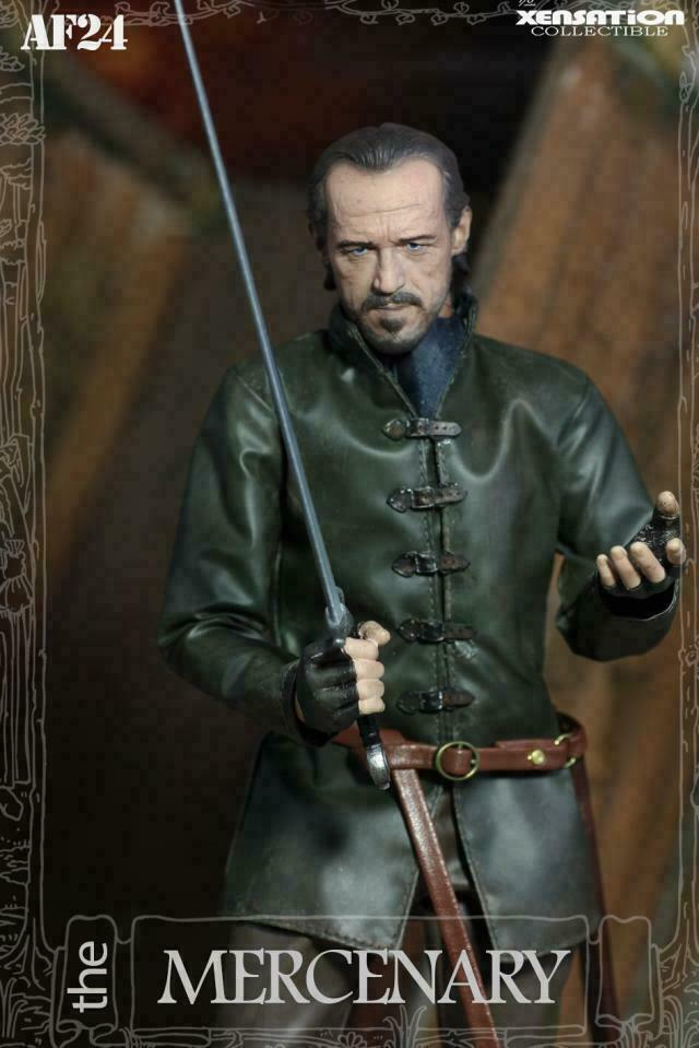 Xensation AF24 1 6 Scale The Mercenary Bronn Game of Thrones Action Figure Model