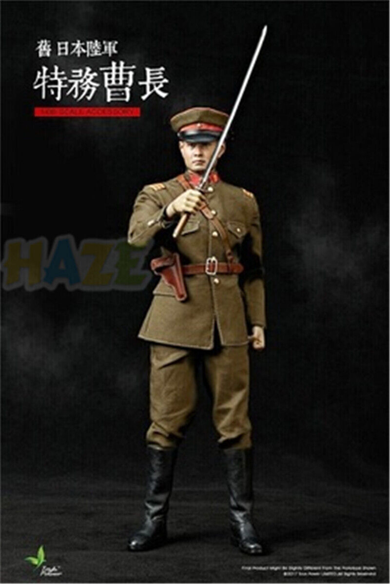 Speelgoed Power CT010 Fist of Legend 1 6 Japanse Officer Billy Chow Figure speelgoed