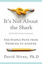 It's Not About the Shark: How to Solve Unsolvable Problems-ExLibrary
